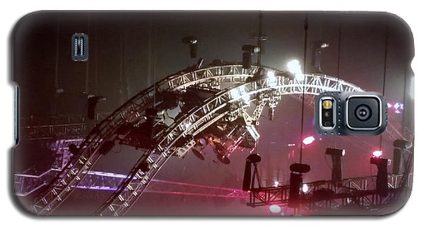 Tommy Lee Motley Crue Farewell Tour Brooklyn N Y 2015 Or Flying Drums Galaxy S5 Case