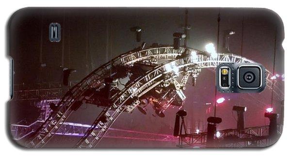 Tommy Lee Motley Crue Farewell Tour Brooklyn N Y 2015 Or Flying Drums Galaxy S5 Case