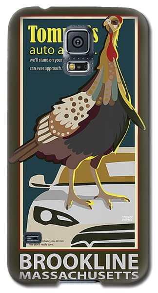 Tommy's Alarms Galaxy S5 Case