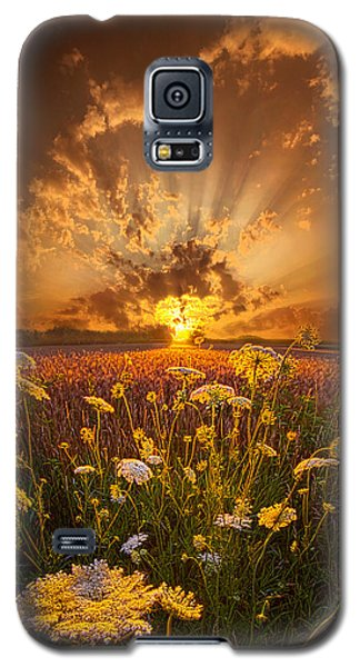 Tomorrow Is Just One Of Yesterday's Dreams Galaxy S5 Case