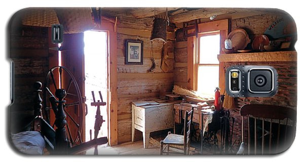 Tom's Old Fashion Cabin Galaxy S5 Case