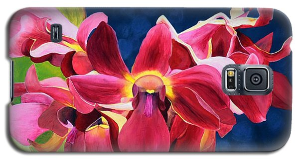 Tom's Orchid Galaxy S5 Case