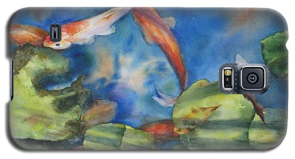 Tom's Pond Galaxy S5 Case