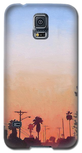 Tonal Hollywood Galaxy S5 Case by Andrew Danielsen