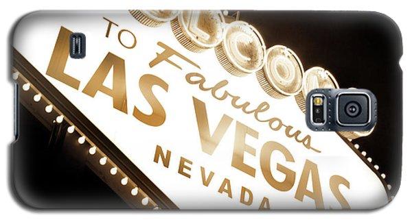 Tonight In Vegas Galaxy S5 Case
