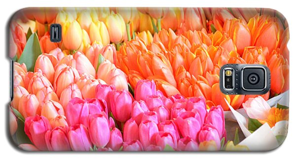 Tons Of Tulips Galaxy S5 Case