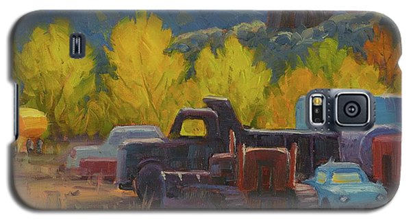 Truck Galaxy S5 Case - Tools Of The Trade by Cody DeLong