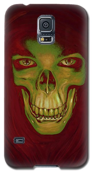 Toothy Grin Galaxy S5 Case