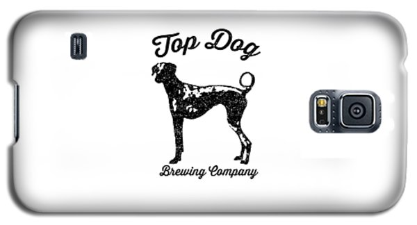 Top Dog Brewing Company Tee Galaxy S5 Case