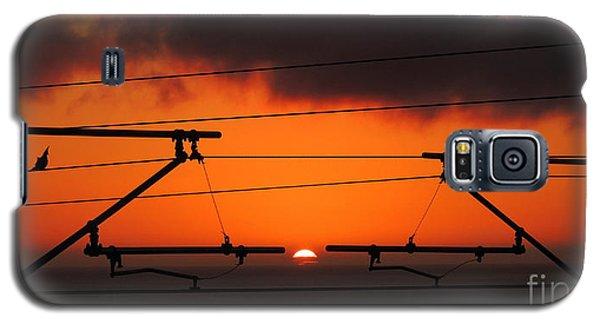 Top Notch Spot Galaxy S5 Case by Linda Hollis