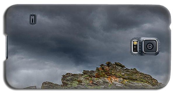 Top Of The Mountain Galaxy S5 Case by Mary Angelini