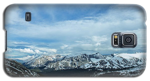 Top Of The Rockies Galaxy S5 Case