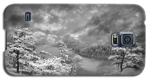 Top Of Tip Toe Mountain, Vinalhaven, Maine Galaxy S5 Case