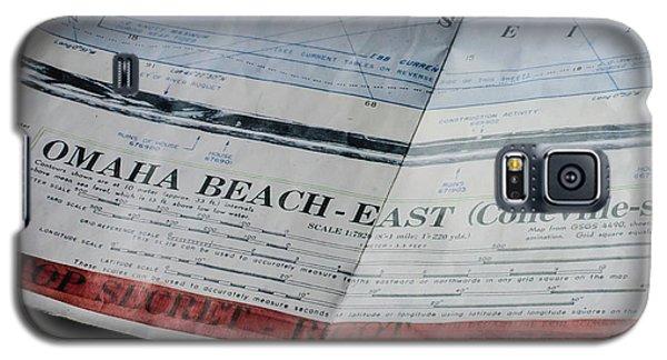 Top Secret - Omaha Beach Galaxy S5 Case
