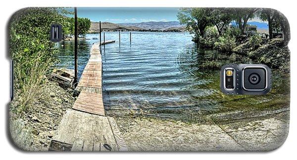 Topaz Landing Boat Launch Galaxy S5 Case