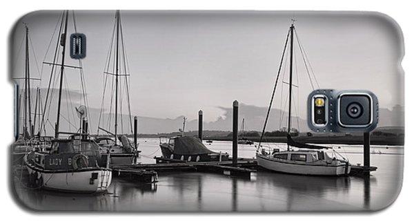 Topsham Boats At Dusk Galaxy S5 Case