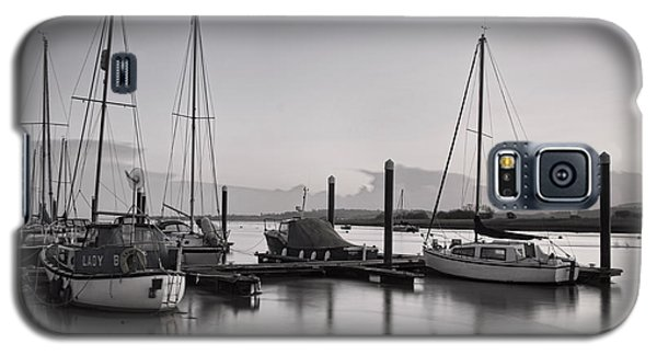 Topsham Boats At Dusk Galaxy S5 Case