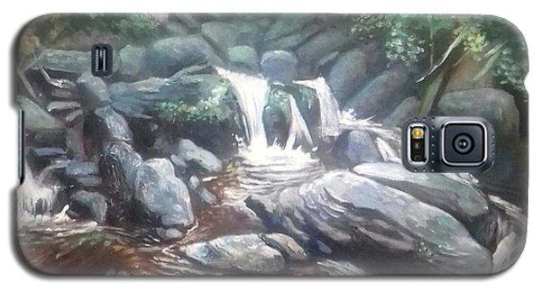Torc Waterfall County Kerry Ireland Galaxy S5 Case by Paul Weerasekera