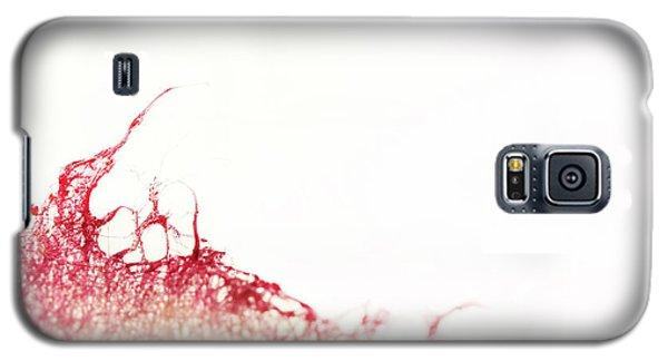 Torn Tea Bag Galaxy S5 Case