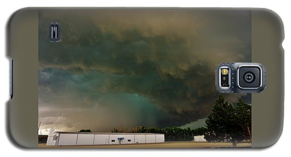 Tornadic Supercell Galaxy S5 Case by Ed Sweeney