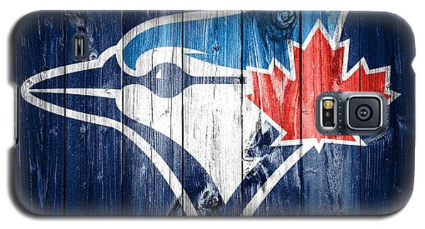 Toronto Blue Jays Barn Door Galaxy S5 Case