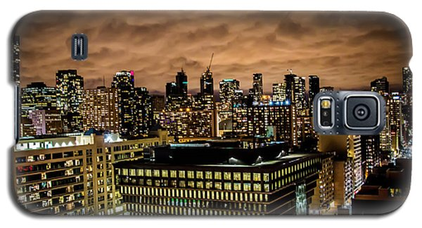 Toronto Dusk Galaxy S5 Case