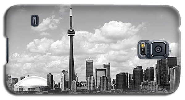 Toronto Skyline 11 Galaxy S5 Case by Andrew Fare
