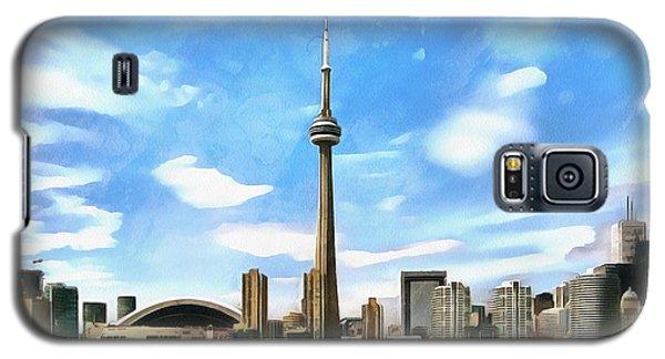 Toronto Waterfront - Canada Galaxy S5 Case