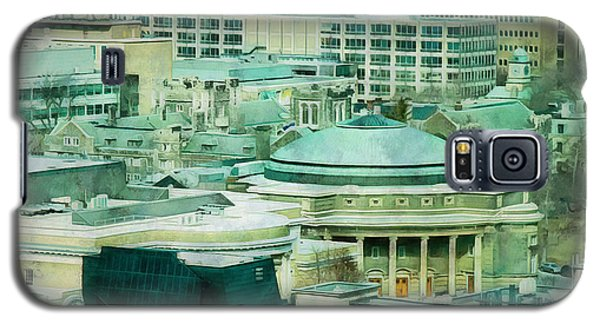 Toronto Window View Galaxy S5 Case