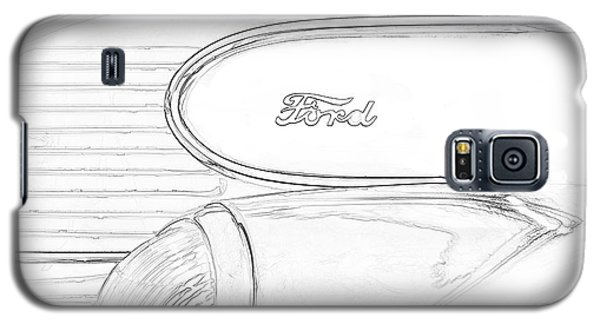 Torpedo Ford Galaxy S5 Case