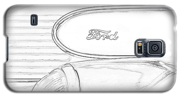 Torpedo Ford Galaxy S5 Case
