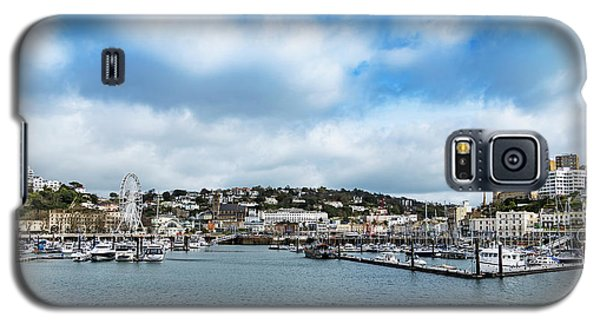Galaxy S5 Case featuring the photograph Torquay Devon by Scott Carruthers