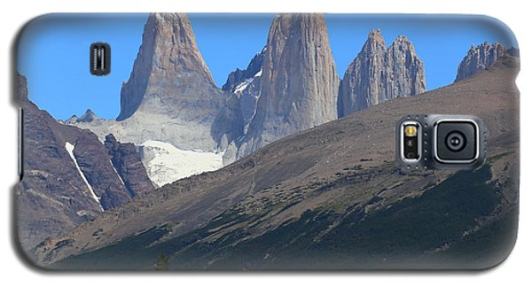 Galaxy S5 Case featuring the photograph Torres Del Paine by Andrei Fried