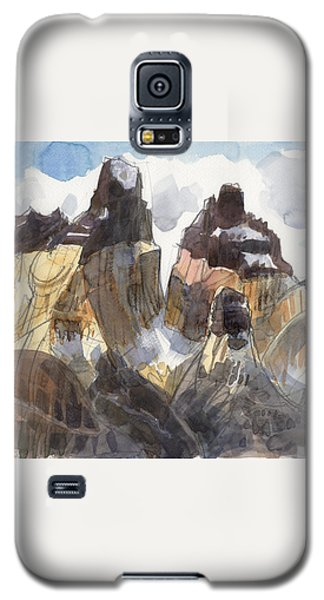 Torres Del Paine, Chile Galaxy S5 Case