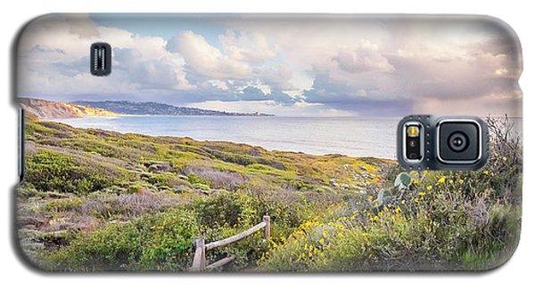 Torrey Pines Trail Galaxy S5 Case