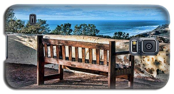 Torrey Pines View Galaxy S5 Case