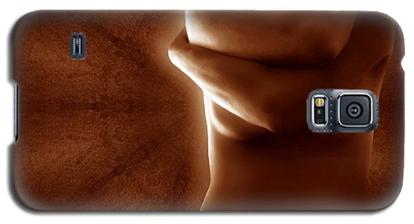 Torso In Russet Galaxy S5 Case