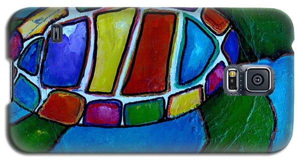 Tortuga Galaxy S5 Case by Patti Schermerhorn