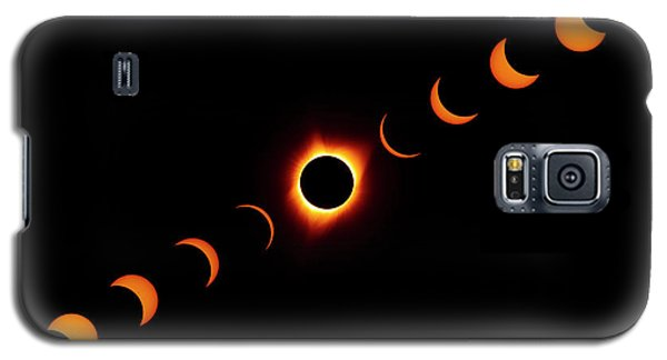 Total Eclipse 2017 Galaxy S5 Case