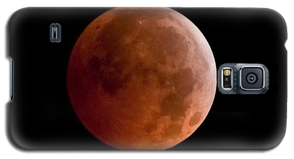 Total Lunar Eclipse Galaxy S5 Case