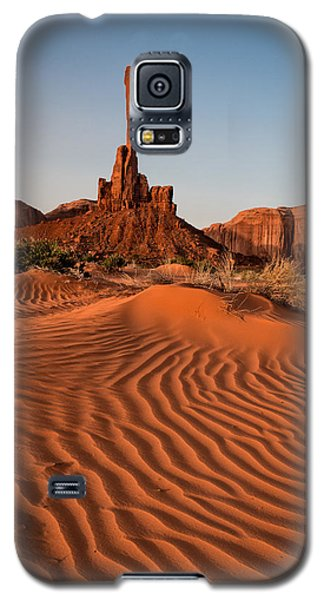 Totem Pole Galaxy S5 Case