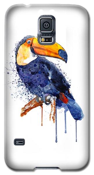 Toucan Galaxy S5 Case - Toucan by Marian Voicu