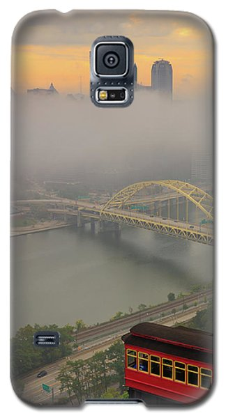 Touch Of Fog  Galaxy S5 Case