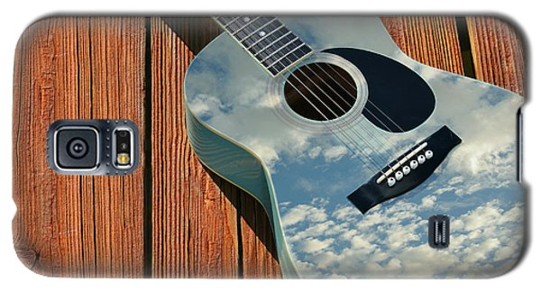 Galaxy S5 Case featuring the photograph Touch The Sky by Laura Fasulo