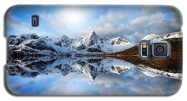 Galaxy S5 Case featuring the photograph Touch The Sky by Philippe Sainte-Laudy