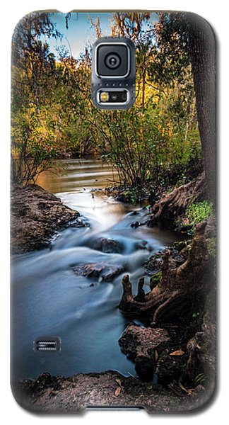 Alligator Galaxy S5 Case - Touchable Soft by Marvin Spates