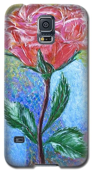 Touched By A Rose Galaxy S5 Case
