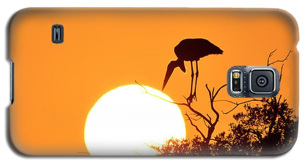 Touching The Sun Galaxy S5 Case