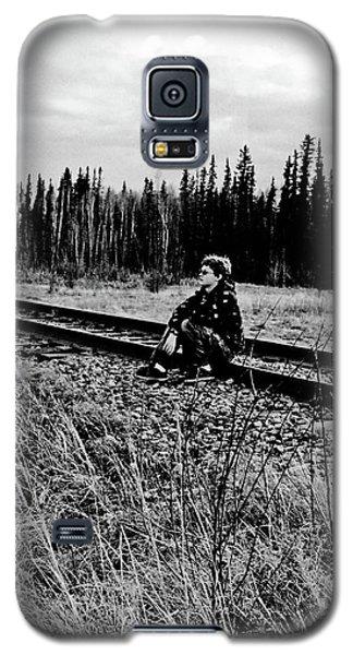 Galaxy S5 Case featuring the photograph Tough Times by Tara Lynn