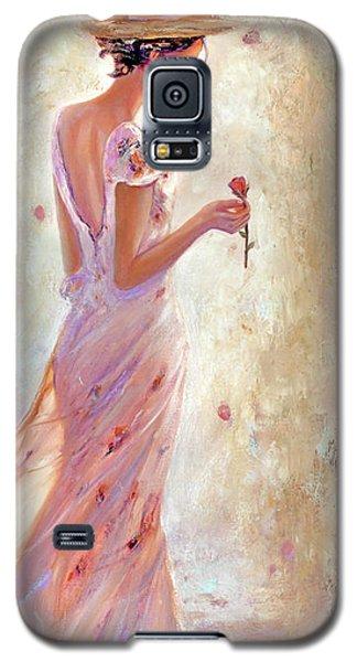 Toujours De Fleurs Galaxy S5 Case